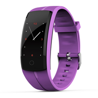Smart Fitness Bracelet Watch Wristband Calories Distance Sleep Monitor Heart Rate Monitor Smart Sports Watch Smart Wristwatch