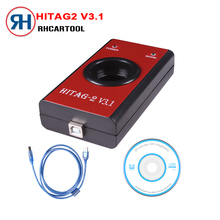 2017 Car Styling HITAG2 V3.1 clave programador HITAG-2 HiTag2 programador hitag 2 V3.1 Clave Programador Envío Gratis