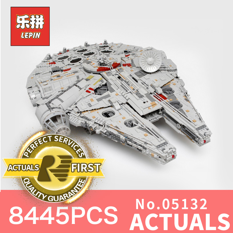 New 8445Pcs lepin 05132 Star Series Wars Ultimative sammler Destroyer LegoINGlys Bausteinziegelsteine Kinder Spielzeug 75192 lepin 06058 ninja serie die tempel der ultimative ultimative waffe modell bausteine set kompatibel 70617 spielzeug fur kinder