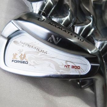 Cooyute Nuovo Mens Golf Irons testa e NAMATETSU NT300 Forgiato Golf heads 4-9 P Golf Set testa Nessun Club albero di trasporto libero