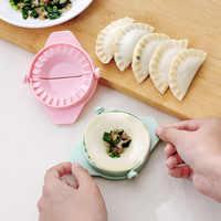 Knödel Form Machen Knödel Modellierung Werkzeuge Magie Kreative Manuelle Pack Maschine Lebensmittel-grade Kunststoff Prise Küche Werkzeuge