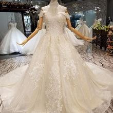 647411 Sleeveless Luxury Sparkle Gowns Wedding Dress