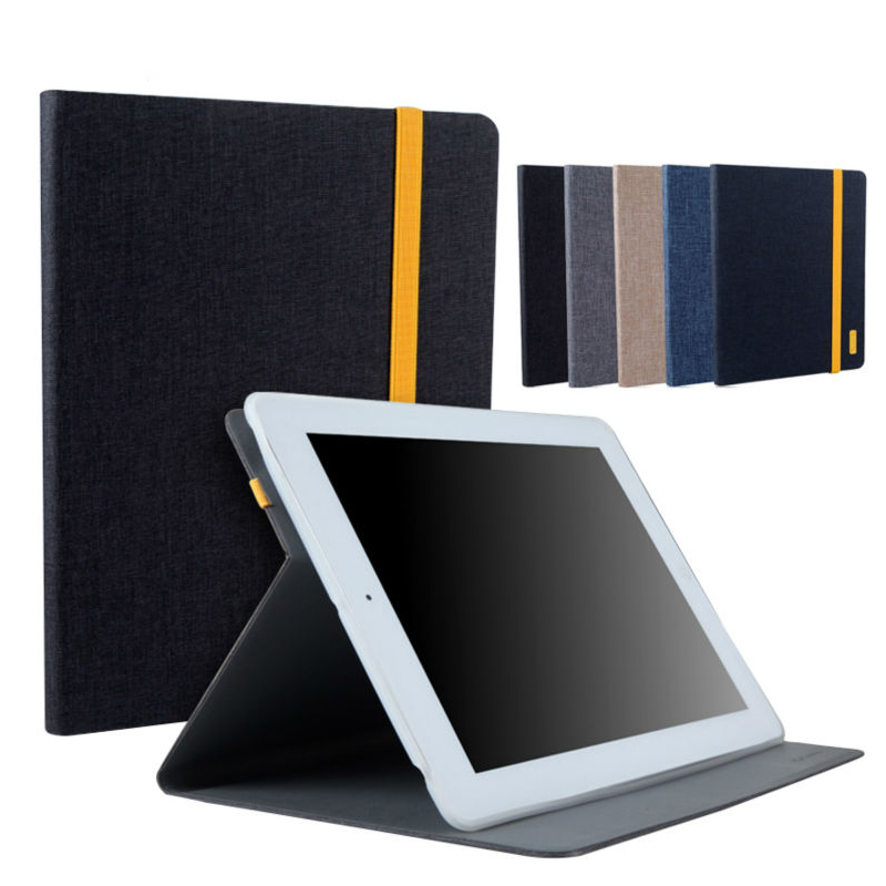 9.7 inch Tablet Case For iPad 2 3 TPU Jean Leather Case Cover Shockproof Protective Stand Smart Fundas For iPad 2 3 iPad2 iPad3