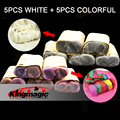 Throw Streamers Spider Thread 16heads 10pcs Stage Magic Accessory Magicians Magic Tricks Free Shipping