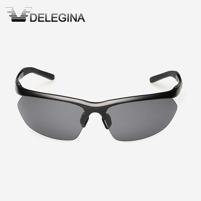 Мода 2016 Поляризованных Солнцезащитных Очков мужчины солнцезащитное Стекло Мужская Очки Вождения Очки Солнцезащитные Очки