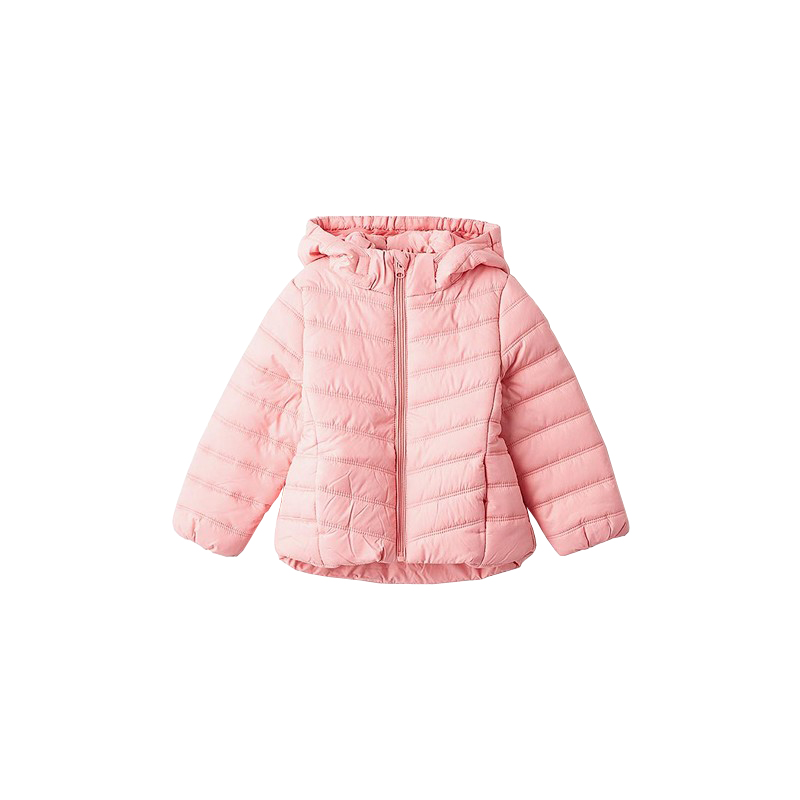Jackets & Coats MODIS M182K00339 for girls kids clothes children clothes TmallFS girls outfits for kids jeans clothes sets fall child denim jackets