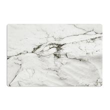 2PCS/SET Marble Pattern Anti-Slip Heat Insulated PVC Dining Table Kitchen Coffee Tea Place Mat Tableware Pad Mat(China)