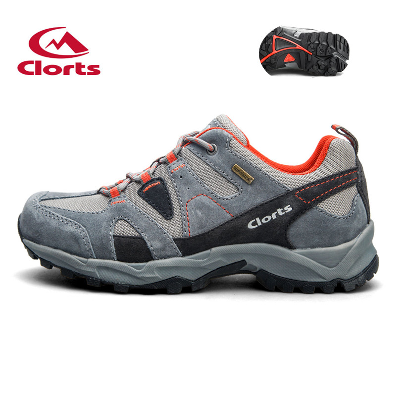 Clorts zapatos senderismo hombre Men Shoes for Hiking Waterproof Outdoor Trekking Shoes Suede Sport Climbing Sneakers for Men clorts hiking shoes for men outdoor suede leather trekking shoes lace up climbing shoes mens hiking rock shoes sneakers 3e004b