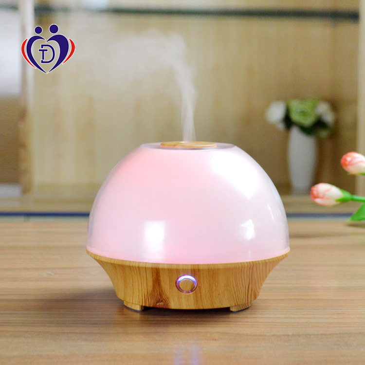 KOMEITO Essential Oil Diffuser Aroma Cool Mist Humidifier with Waterless Auto Shut-off Ultrasonic aromatherapy 7 Color LED Light ceramic 100ml aromatherapy essential oil diffuser portable ultrasonic cool mist aroma humidifier with led lights auto shut off