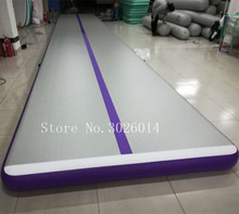 Free Shipping,Free Pump, 5x1x0.2m Gymnastics Inflatable Air Track Tumbling Mat Gym AirTrack For Sale