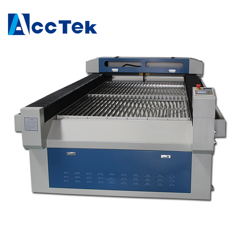 Jinan AccTek Machinery Company Co2 Laser Cutting Head Laser Engraving Machine AKJ1325 Singapore Laser Focus Lens