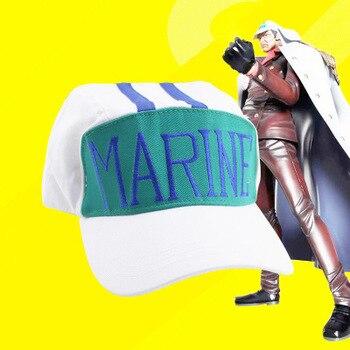 Gorra de la Marina de One Piece Merchandising de One Piece Ropa