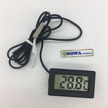 Электронный термометр-это хороший инструмент для измерения температуры всасывания, разряда и жидких труб, чтобы получить Перегрев и подохлаждение