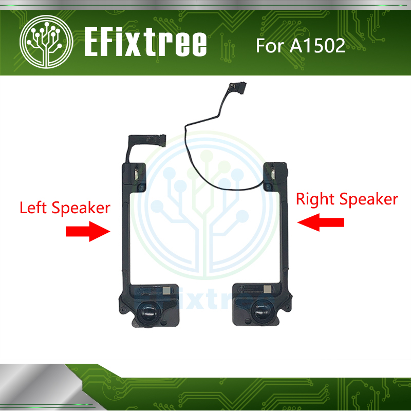 New OEM A1502 Speakers 2013-2015 Year For Macbook Pro 13'' Retina A1502  Left Right L Internal Speaker Set  ME864 865 866