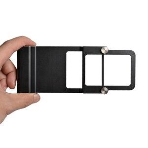 Image 3 - Адаптер крепления переключателя для Gopro7 6 5 4 3 3 + xiaoyi для dji Osmo Mobile Zhiyun Z1 Smooth C R 2 II аксессуары для камеры gimbal