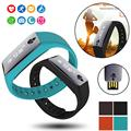 Superior Quality Smart Bracelet Pedometer Wristband Bluetooth Watch Activity Fitness Tracker Jan04