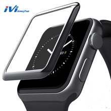 Watch Glass Screen Protector 44mm 40mm For Apple iWatch 4 3 2 1 Screen Protector 3D Glass Film for Apple Watch 42mm 38mm 9H