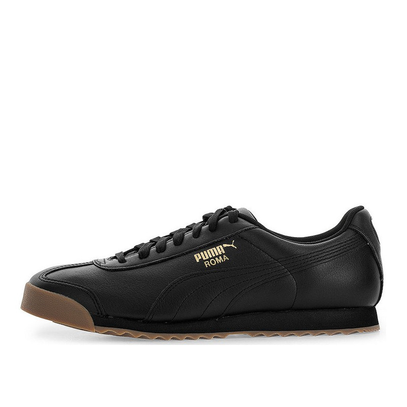 Walking Shoes PUMA Roma Classic Gum 36640802 sneakers for male TmallFS desai luxury italy brand men s genuine leather classic dress shoes lace up business summer male derby shoes ds201608 11