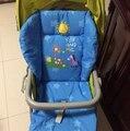 2016 New Arrival Pad Grosso Mat Carrinho De Criança de Carro Do Bebê, Assento Respirável Almofada de Algodão Colchão de Algodão Grosso Geral, Gota grátis