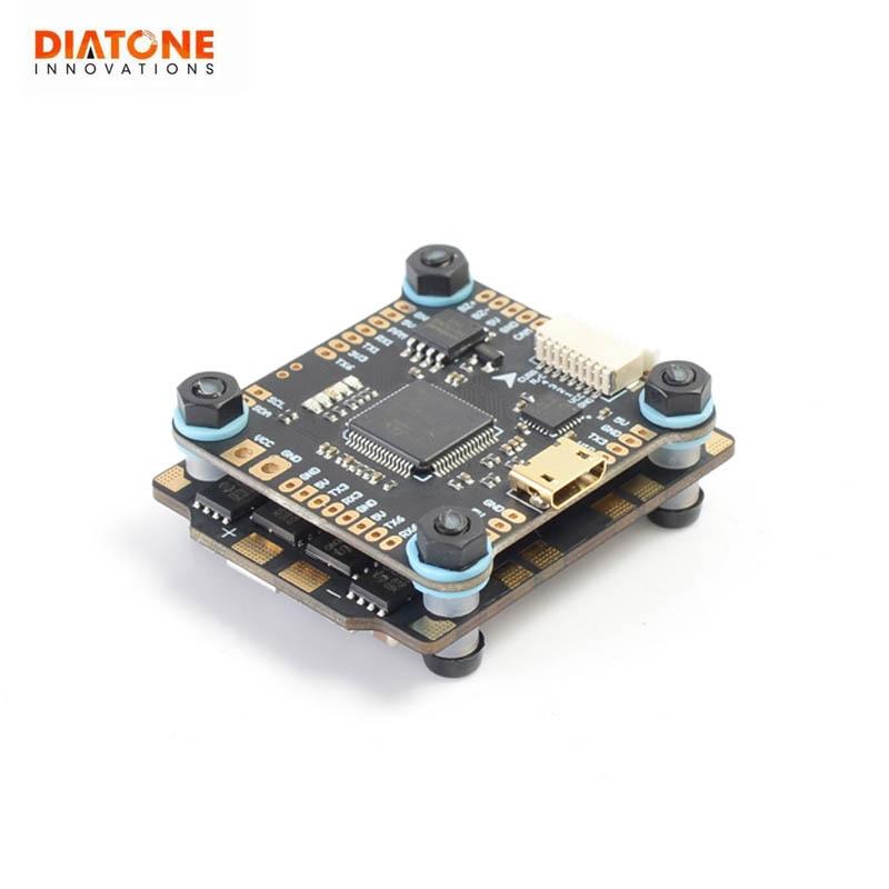 Diatone MAMBA F405 Betaflight contrôleur de vol et F40 40A 3-6 S DSHOT600 sans balai esc Pour RC Modèles Multicopter Partie Accessoires