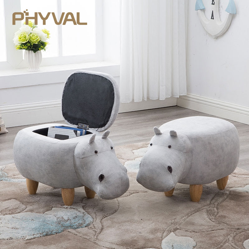 us 75 96 15 off creative simple shoes bench shoes home storage bench test shoes foot stool storage animal stool stools ottomans aliexpress