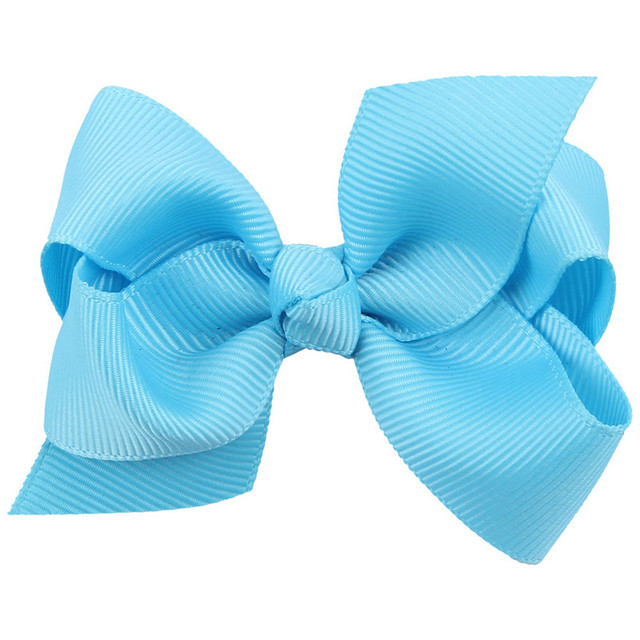 Girls Ribbon Hair Clip