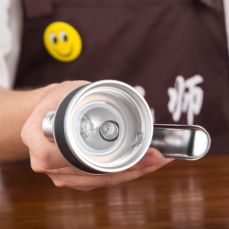 500 мл крем-блендер пенообразователь насадка для крема бытовой дозатор для соды