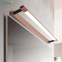 Креативные поворотные зеркальные светильники IMPALA скандинавские ванная комната туалет туалетный свет Водонепроницаемый светодиодный зерк