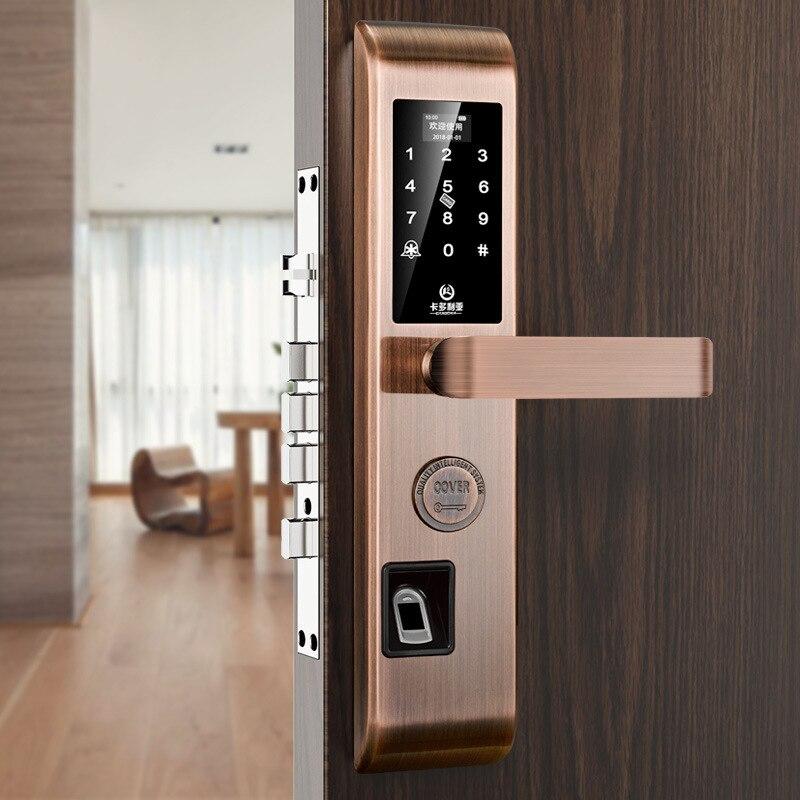 Cardoria Fingerprint Lock,Best Price Smart Door Lock Password Fingerprint Door Lock