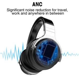 Image 2 - Cowin e 7 Active Шум отмена беспроводные bluetooth наушники для телефона компьютера блютуз наушники с микрофоном гарнитура bluetooth