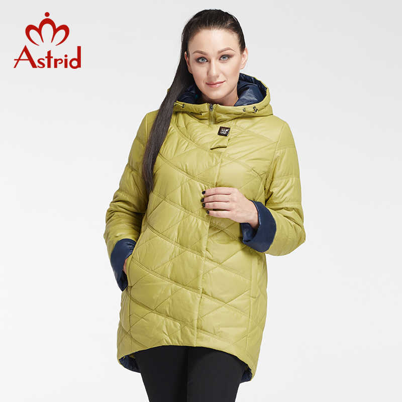 Astrid Winter Woman Jacket down parkas Professional Plus Size Brand Spring Women Coat Big Size Winter Jackets Large Size AM-2682