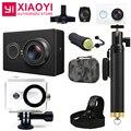 """[Международное Издание] Оригинальный Xiaomi YI Спорт Камеры 16.0MP 155 """"1080 P Камеры Действия Wi-Fi 3D Noise Reduction"""