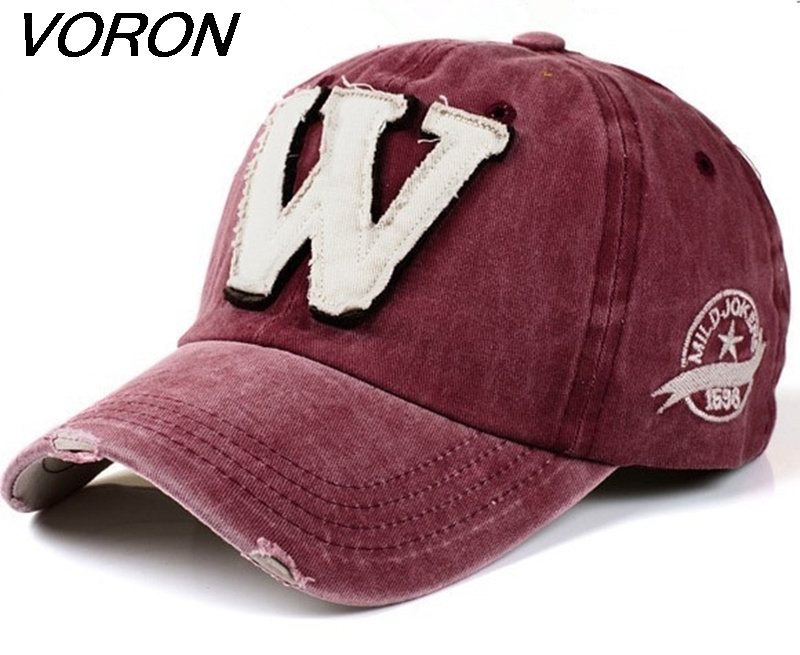 VORON 2017 Snapback hats autumn -summer letter W hockey Bone chapeu Men   baseball     caps   Hip Hop hats for women Brand New