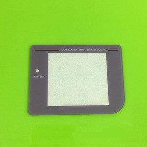 [50 sztuk/partia] nowy ekran ochronny obiektywu dla konsoli Nintendo GameBoy GB konsola do gier wymiana ekranu ochronna z tworzywa sztucznego panel