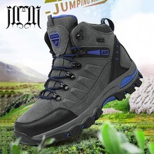MUMUELI Black Gray Green New 2019 Designer Casual Snow Men Shoes High Top Quality Fashion Luxury Boots Flat Brand Sneakers 8019