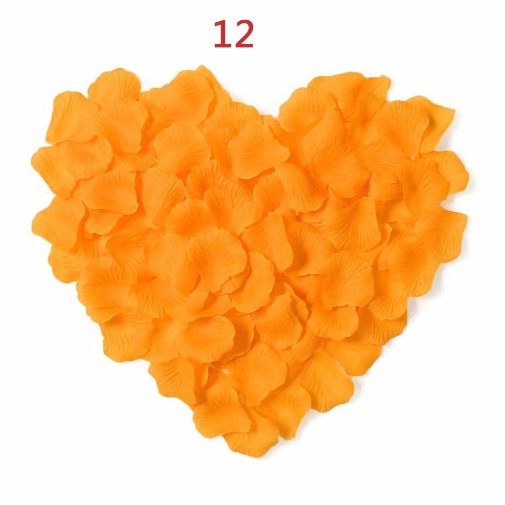 1000pc Artificial Flower Pedals 19