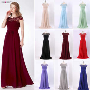 2e4933b8773 Ever-Pretty Evening Dresses Long 2018 Formal Party Gowns