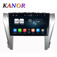 KANOR 1024 600 Android Octa Core 2G Car Autoradio For Toyota Camry 2015 Capacitive With GPS