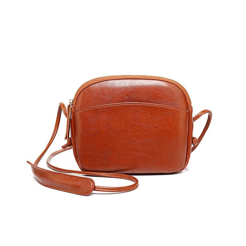 2018 Women's Bag Fashion Simple Women Messenger Bag Small Shoulder Bags  Crossbody Bags for Girl Female bolso mujer