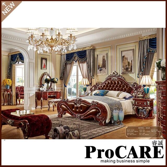 спальня мебель в стиле барокко спальня комплект роскошные спальня