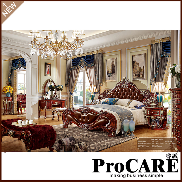 aliexpress koop slaapkamer meubels barokke slaapkamer set