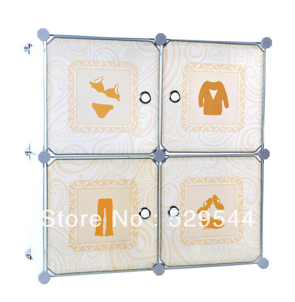 On Sale Wholesale DIY wardrobe armoire jewelry armoire schrank drawer chest end table garderobe CHEST Cabinet 1set/lots SK-H013