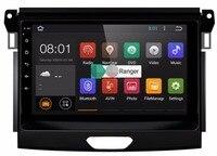 9 дюймов Android 8,0 автомобильный gps плеер навигационный головное устройство для Ford Ranger Everest 2015 2018 мультимедийный плеер