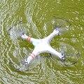 Водонепроницаемый бесголовый круиз-контроль беспилотники 2 4G 4CH RC Quadcopter вращение на 360 градусов Профессиональный Квадрокоптер