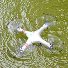 Waterproof Aviax Headless Cruise Control drones 2.4G 4CH RC Quadcopter 360 Degree Rotation professional quadrocopter