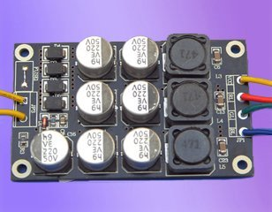 LED RGB constant current driver;DC12V input;RGB*1*3W/640ma output;size:60*40*12mm;P/N:AT2220