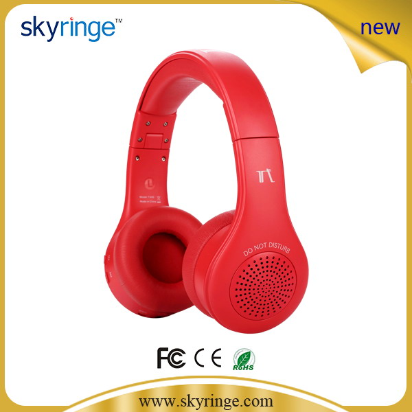 ФОТО Microphone Speaker Bluetooth Headset Foldable Wireless Headset For Music Gaming Use