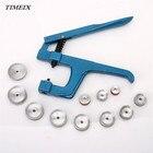 Durable Watch Repairing Crystal Press Case Bezel Adjust Press Pliers Watch Repair Tool Blue High Quality,Dec 5*40