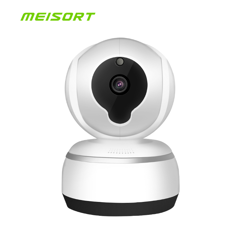 Home Security IP Camera Wireless Network wifi Camera 720P Night Vision CCTV Baby Monitor HD Infrared Night Vision Video network video cameras night vision infrared indoor hd hemisphere manufacturer wholesale digital safety products