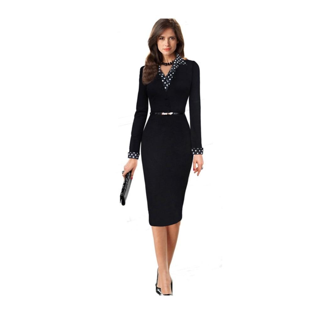 Trajes elegantes para dama 2016 for Trajes para oficina